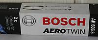 Щетка стеклоочистителя 600/500 AEROTWIN AR606S (пр-во Bosch), фото 1