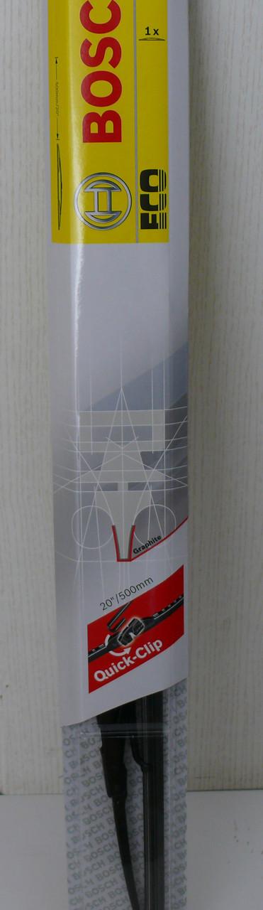 Щетка стеклоочистителя 500 ECO V3 50C (пр-во Bosch)