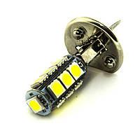 Лампа LED 12V H1 13SMD 5050 белый 140Lm