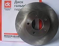 Диск тормозной передний ГАЗ 3110