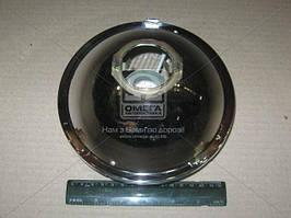 Фара левая /правая Р45 (стекло+отражатель) без подсветки, с экраном лампы ВАЗ 2101,2102,2121 (Формула света)