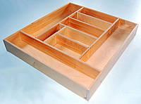 """Лоток для столовых приборов """"Инфусьон 45х50"""" ваниль"""
