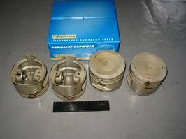 Поршень цилиндра УАЗ d=100,0   4шт. в упак. (пр-во УМЗ)