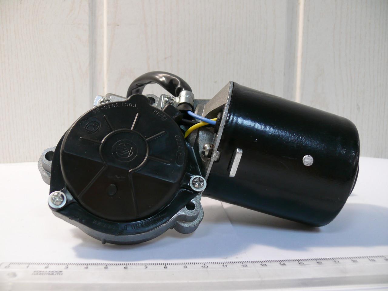 Моторедуктор стеклоочистителя ГАЗ 3302, 31029, ВАЗ 2108-09 12В 10Вт