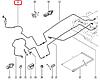 Топливная трубка с грушей подкачки на Renault Trafic  2006->  2.0dCi  —  RENAULT (Оригинал) - 8200505325, фото 9