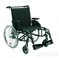 Облегченная усиленная инвалидная коляска Invacare Action 4 NG HD, ширина 50,5 см, фото 1