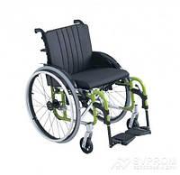 Активная коляска Invacare Spin X, ширина 38 см, синий