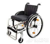 Активная коляска Invacare XLT, ширина 38 см, фото 1