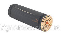 Каремат, Килим туристичний EASY CAMP Wave EVA Mat Black/Orange (180x50x1.5) арт. 300033