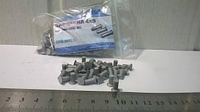 Заклепка 4х9 зчеплення КАМАЗ, МАЗ (90шт) (вир-во Україна)