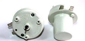Электродвигатель омывателя ВАЗ, ГАЗ (голый) 12В, 10Вт