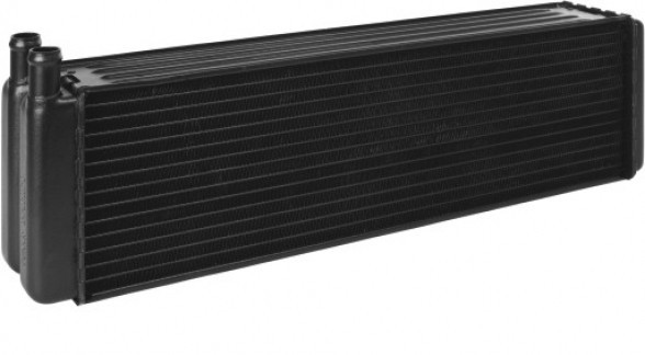 Радиатор отопителя УАЗ 3741 (медный) (3-х рядн.) патрубок 20мм (пр-во ШААЗ)