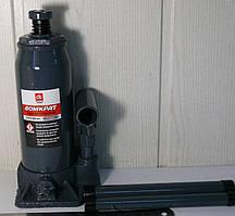 Домкрат 5т гидравлический, серый H 215 /400