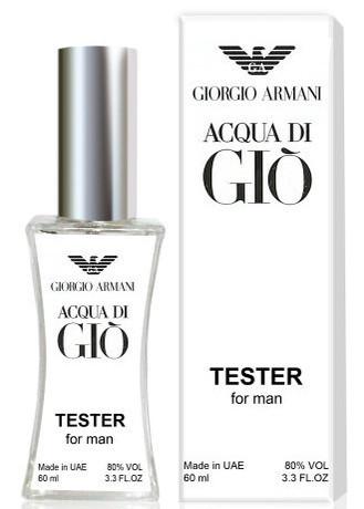 Giorgio Armani Acqua di Gio - Tester 60ml