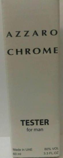 Azzaro Chrome - Tester 60ml