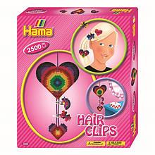 Термомозаика Hama Набор Заколки для волос