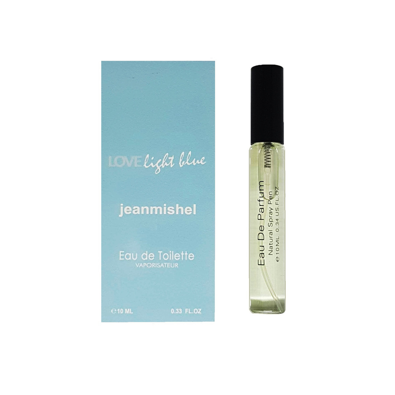 Jeanmishel Love Light Blue pour femme (26) 10ml