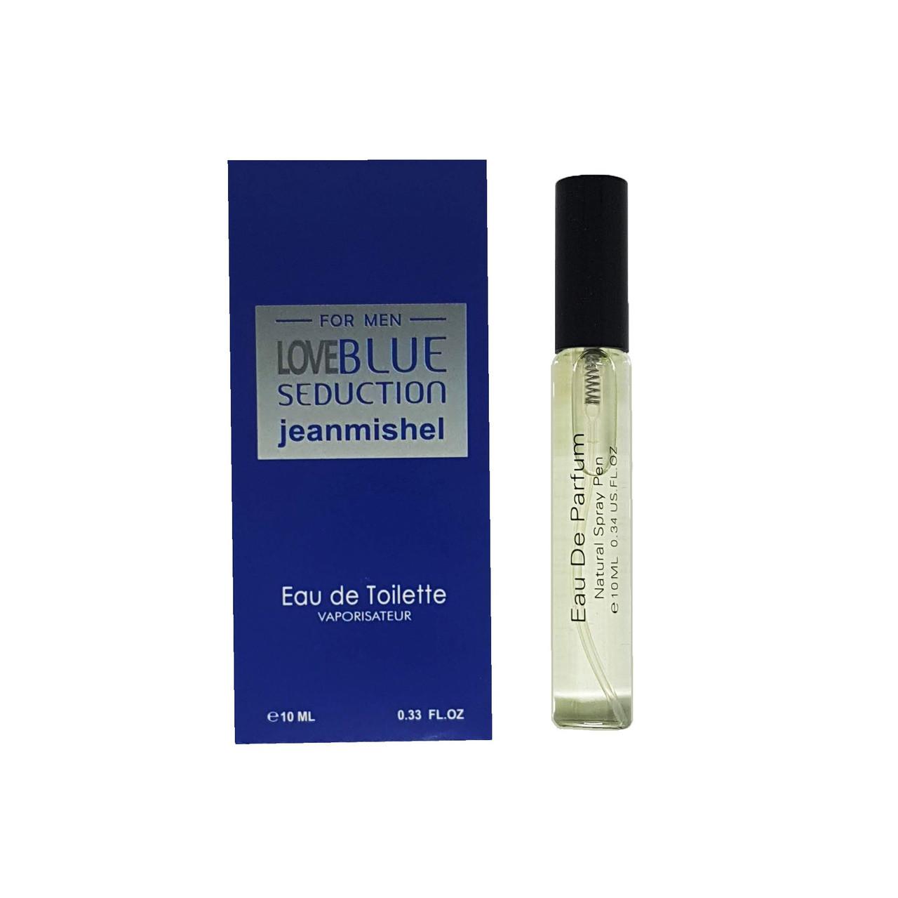 Jeanmishel Love Blue Seduction for men (99) 10ml