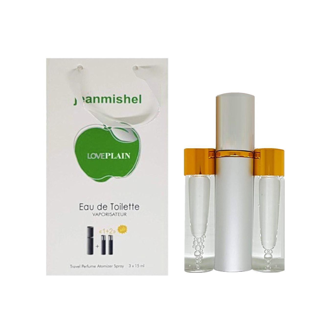 Jeanmishel Love Plain (63) 3 x 15 ml