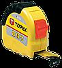 Рулетка Topex Shiftlock стальная лента