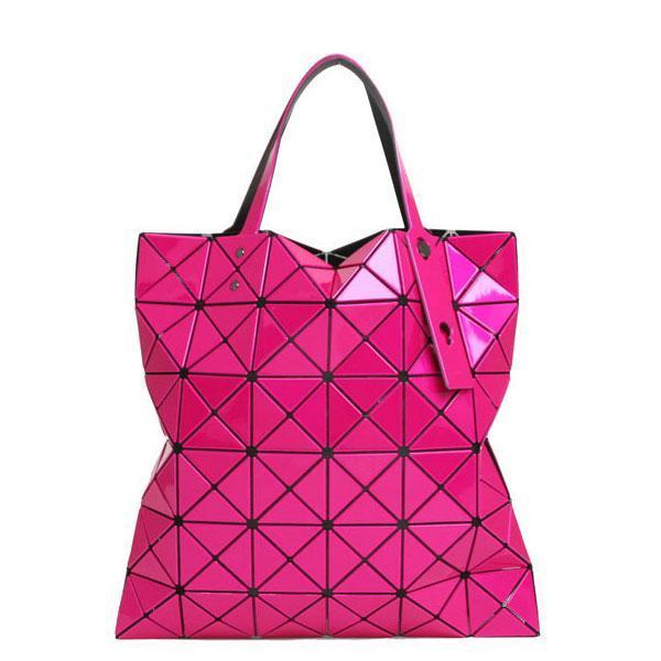 Сумка квадратная City Bright Pink