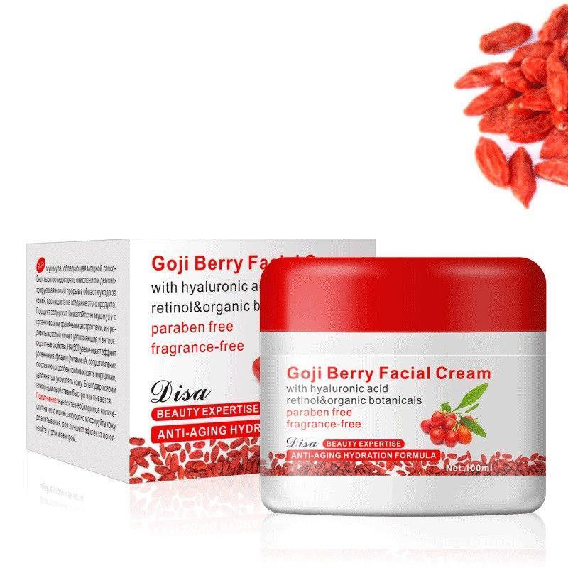 Крем для лица с ягодами Годжи Disa Goji Berry Facial Cream