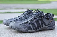 Кросівки чоловічі сірі Bona 31435B Бона сітка літні Розміри 41 43 44 45