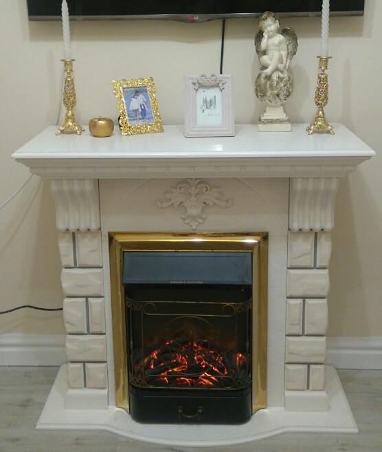 Каминокомплект Fireplace Рим