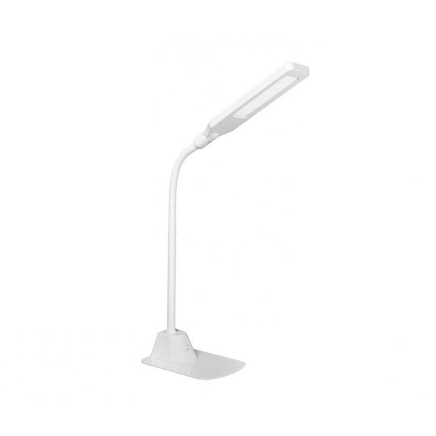 Настольный светильник DELUX TF- 450 белый