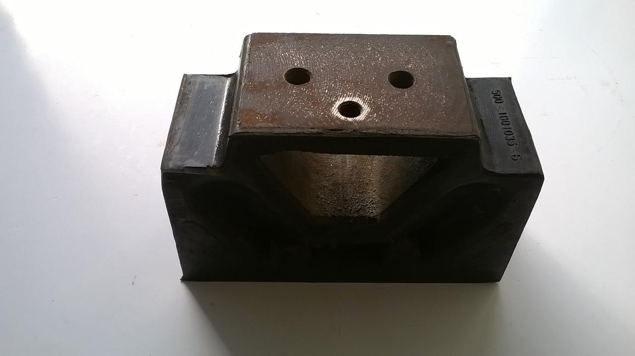 Подушка опоры двигателя МАЗ боковая