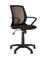 Кресло офисное Fly GTP механизм CPT крестовина PL62 спинка сетка OH-5, сиденье ткань С-11 (Новый Стиль ТМ)