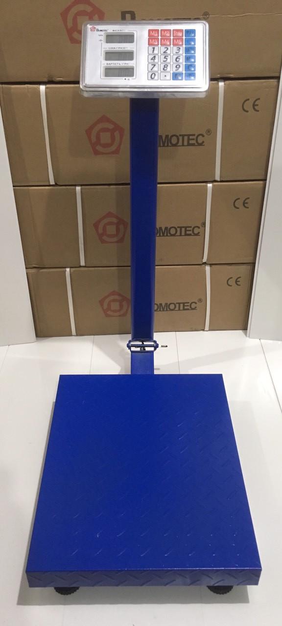Весы Domotec ACS 300kg, 40*50 Fold Domotec, Напольные весы до 300 кг