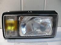 Фара с оранжевым поворотом левая ВАЗ 2105, 2104, 2107( пр-во Турция), фото 1
