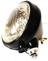 Фара МТЗ,ЮМЗ передняя с лампой в пластмасовом корпусе (пр-во Украина), фото 1