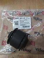 """Втулка заднего амортизатора верхняя на Renault Trafic, Opel Vivaro 2001-> """"SOLGY"""" 201150 -  Испания, фото 1"""