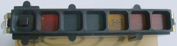 Блок ламп контрольных КАМАЗ (ПД-511) (пр-во Релком)