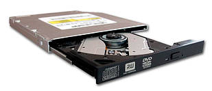 Дисковод DVD-RW Samsung SU-208DB/BEBE Black Slim for notebook