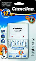 Зарядное устройство CAMELION BC-1010 NiMH/NiCd +2 АА2100mAh/2 ААА800 mAh