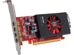 Видеоадаптер AMD FirePro W4100 2GB GDDR5 (128Bit) AMD