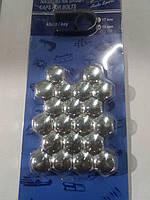 Колпачки на болты под 19 ключ набор
