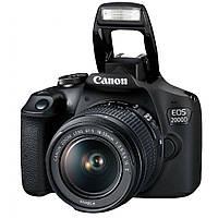 Цифровая фотокамера Canon EOS 2000D Kit 18-55 IS II
