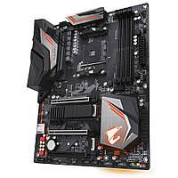 Материнская плата Gigabyte X470 Aorus Ultra Gaming (sAM4, AMD X470, PCI-Ex16)
