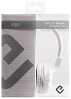 Наушники Ergo VM-360 Marshmallow