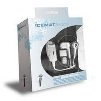 Наушники ICEMAT Audio Siberia In:Ear Headset Black Частота 18-28000Hz, Impedance:40Ohm