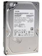 Жесткий диск HDD 1TB Toshiba 7200 SATA III 32Mb (DT01ACA100)