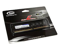 Модуль памяти DDR4 8GB 2400 MHz TEAM (TED48G2400C1601)