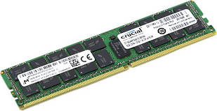 Модуль памяти DDR4 16GB 2133 MHz Crucial (CT16G4RFD4213) Server Memory, Registered ECC