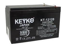 Аккумулятор для ИБП LogicPower 12-12.0 (12V/12A/h)