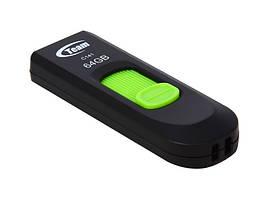 Флеш память USB 64GB Team C141 Green (TC14164GG01)