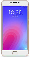 "Мобильный телефон Meizu M6, 5.2"", MediaTek MTK6750N (1.5 ГГц), 2 ГБ, 16 ГБ, Mali T860, Gold"